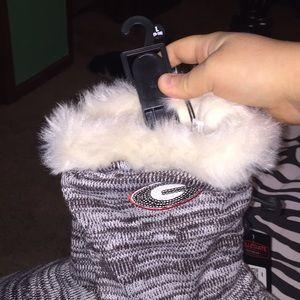 Shoes - UGA booties